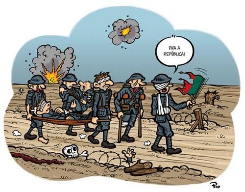 I World War By pe09   Politics Cartoon   TOONPOOL