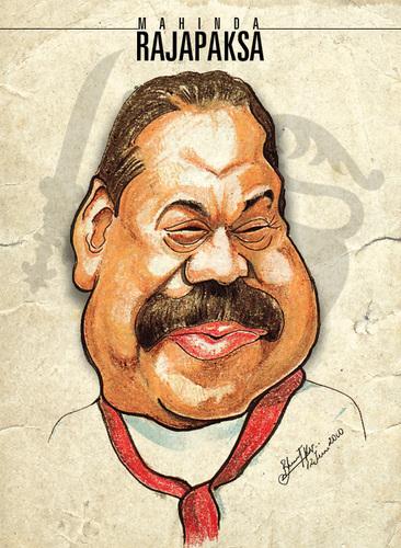 Image result for rajapaksa cartoons