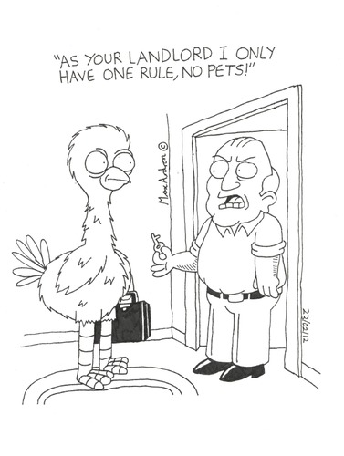 Výsledek obrázku pro landlord cartoon