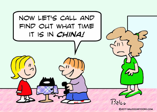 Earlier China could no wrong. Now China gets nothing right.  |  Cartoonist - Rex May; source and courtesy - toonpool.com  |  Click for larger image.