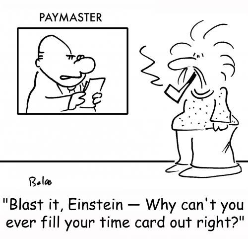 timesheet reminder cartoon