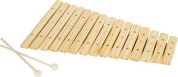 Xylofoon met 15 toonhoogtes