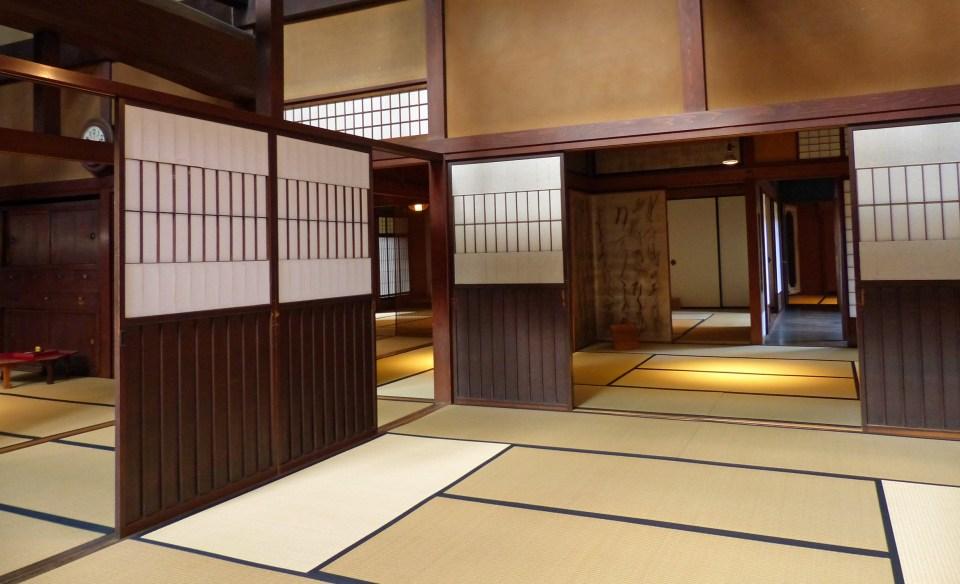 Simple Japanese interior