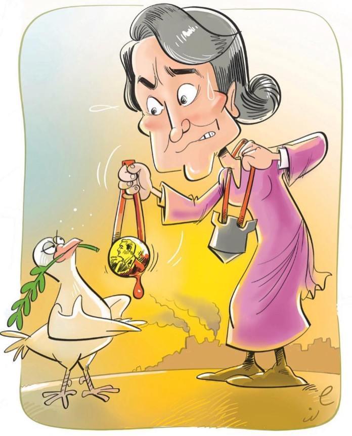 Aung San Suu Kyi, the lady of Myanmar