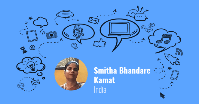 Smitha Bhandare Kamat from India