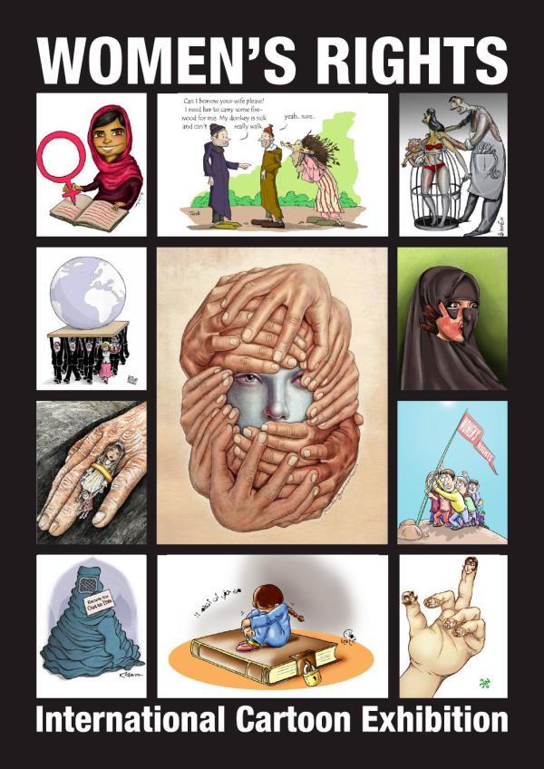 Women's Rights Exhibition Catalog , by Arifur Rahman