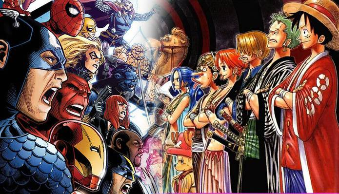 ANIME VS MARVEL AND DC | Shadown Fight Battle - YouTube