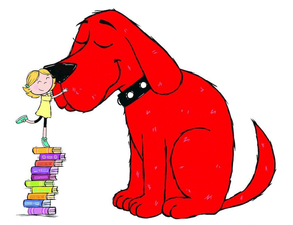 Clifford The Big Red Dog Returns To Pbs Kids And Amazon