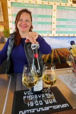 Bacchus Wijnfestival Champagne Dis Donc | ©Toost aan Tafel
