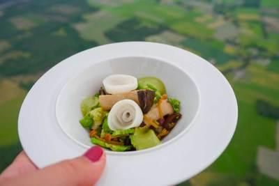 Culiair Sky Dining - Boerderij-eend ©Manon de Boer