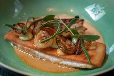 Restaurant Zuyd zeebaars | ©Toost aan Tafel