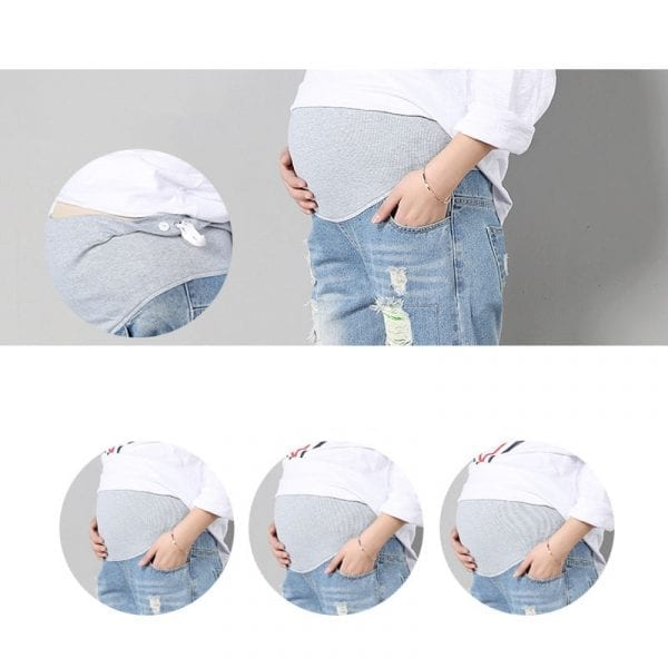 Jeans Maternity Pants For Pregnant Women 2