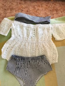 Baby Girl clothes set photo review