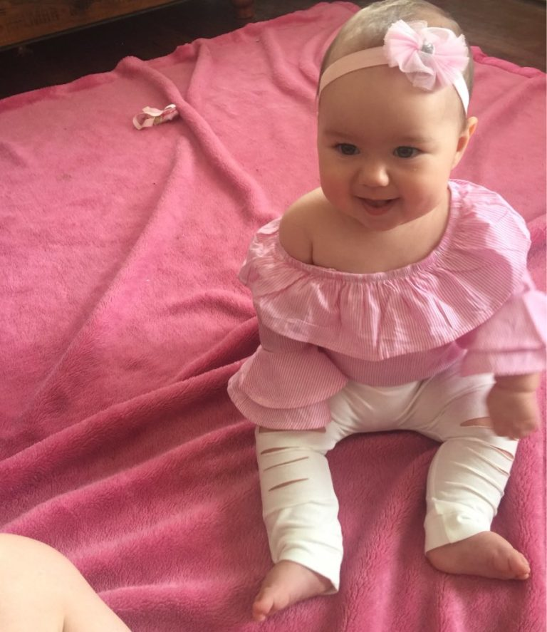 Overalls Baby Girl Romper photo review