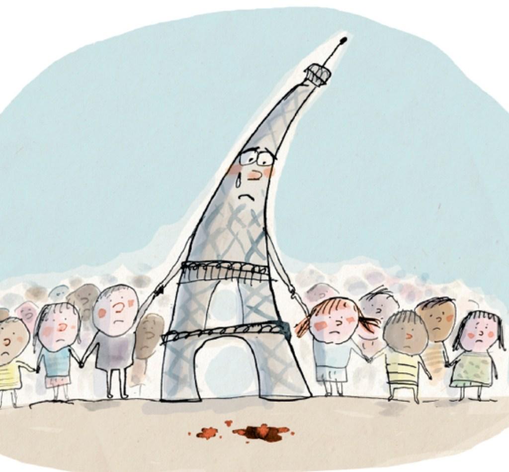 How to explain terrorism to children