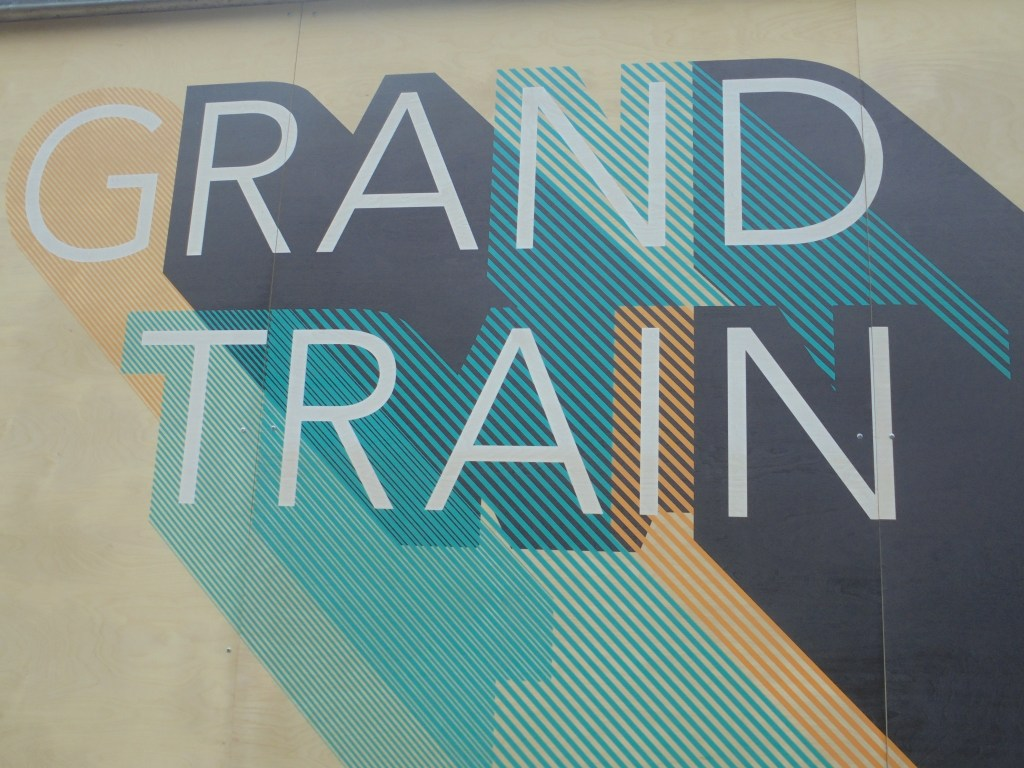 Grand Train: where hipsters and trainspotters meet