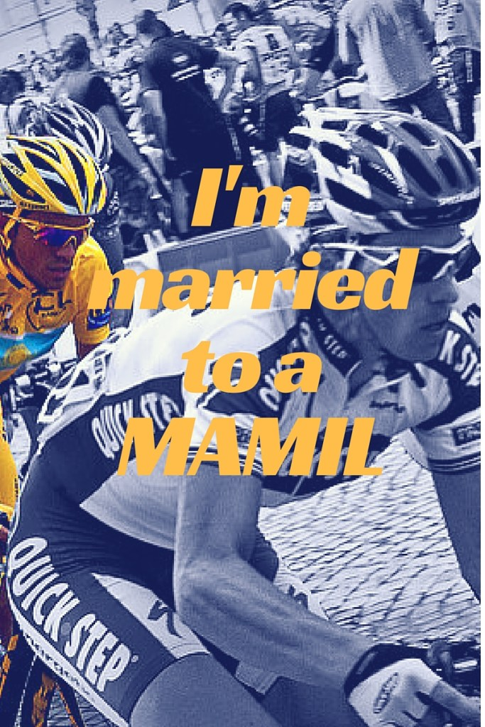 I'm married to a MAMIL