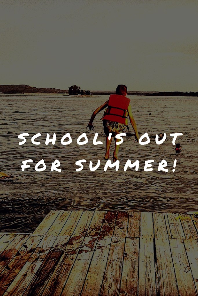 Helping adopted kids cope with school summer holidays