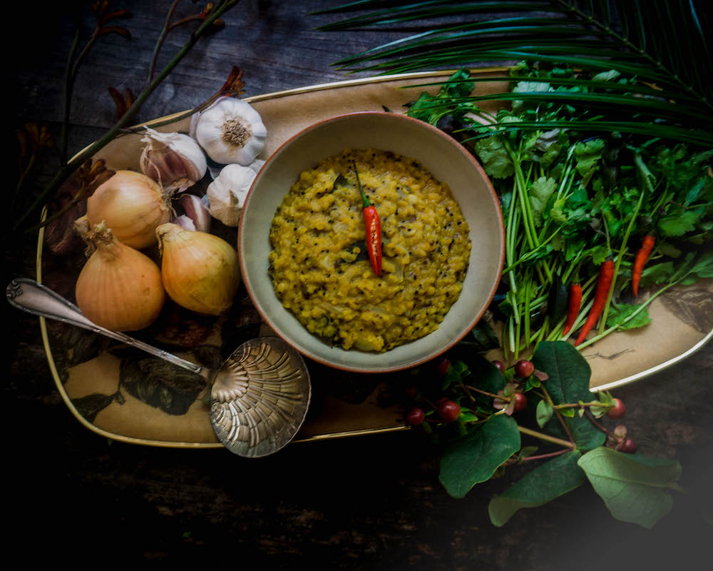 How to make an authentic South Indian dhal, my ultimate comfort food