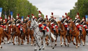 No Surrender? The Republican Guard on Bastille Day Duty