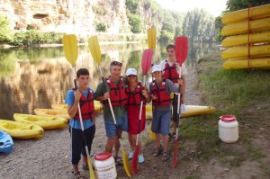 Ready to Take on the Dordogne: an Irish family prepare for a calm adventure