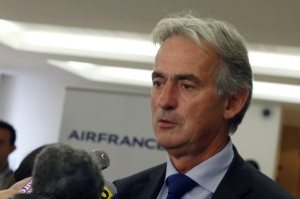 "Air France CEO Frédéric Gagey: ""doing everything right now with the social partners to try and find a way out of the current situation"""