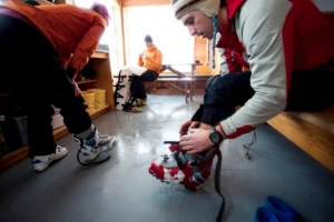 "A winter of no queues in the ski hire shop? ""We are combining the ski expertise of our resort teams with the latest mobile technology to give our customers a service they can't find anywhere else."""
