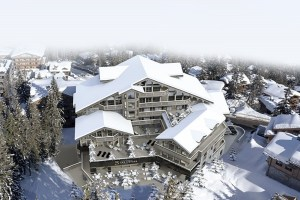The arrival of the Barrière's Les Neiges luxury hotel at Courchevel is the big news for the 70-year-old resort