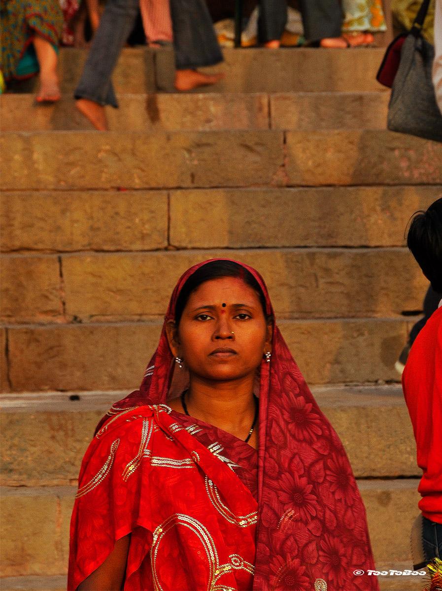 Femme Hindou