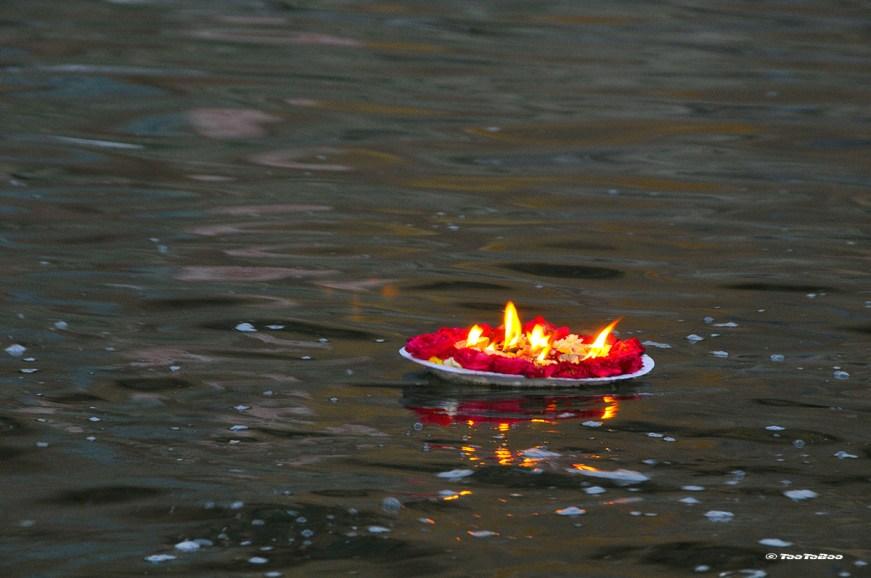 Tout au bout Varanasi