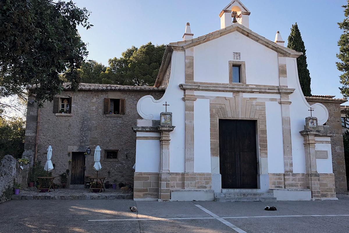 Chapelle du Calvaire-Pollença