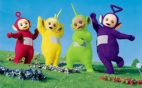 Teletubbies Educational TV Shows for Toddlers