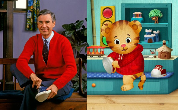 Daniel Tiger's Neighborhood Educational TV Shows for Toddlers