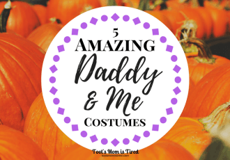 5 Amazing Daddy & Me Costumes