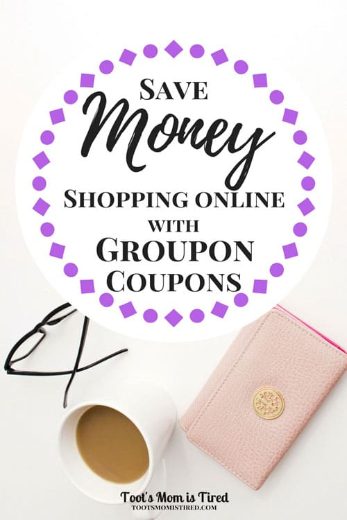 Save Money Shopping Online with Groupon Coupons | sponsored