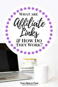 What Are Affiliate Links and How Do They Work? | affiliate programs, affiliates, blogging tips, new blogger, how to make money blogging