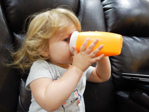 Mom's Ultimate Guide to Sippy Cups