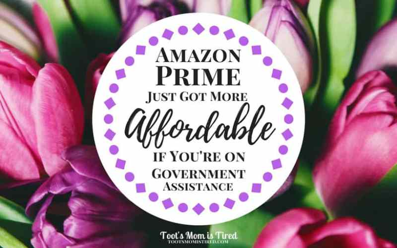 Amazon Prime Just Got More Affordable if You're on Government Assistance