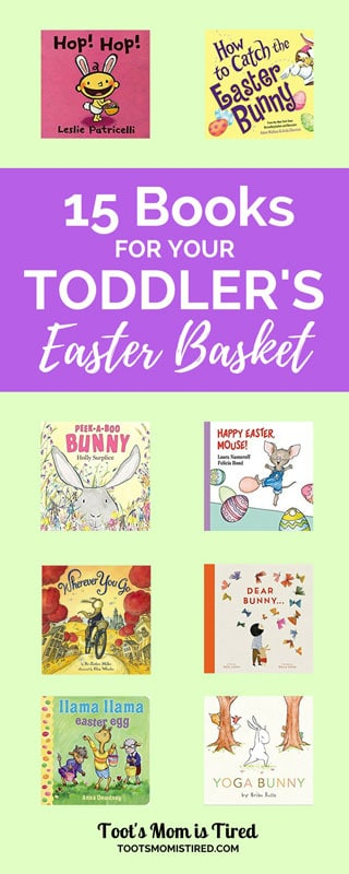 15 easter books for toddlers toots mom is tired 15 easter books for toddlers books for your toddlers easter basket bunny books negle Gallery