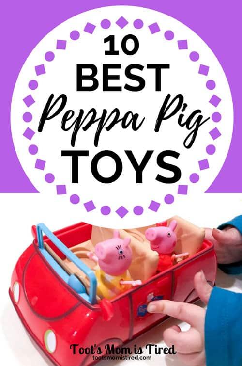 10 Best Peppa Pig Toys For Your Toddler Or Preschooler