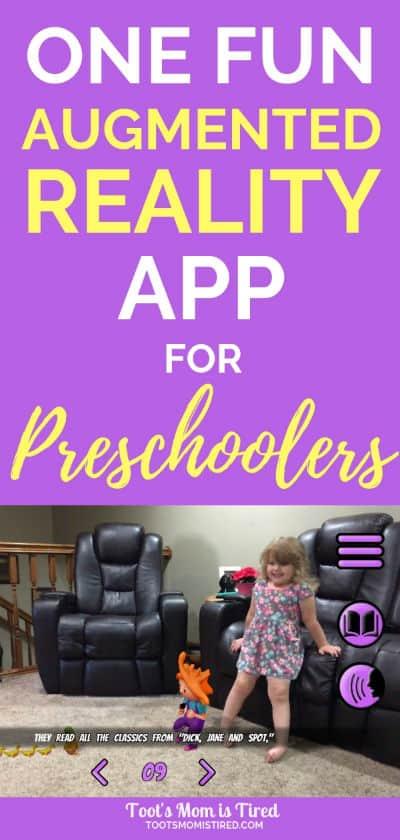 Lizzy's World - A Fun VR App for Preschoolers | Virtual Reality app for preschoolers, 3D app, augmented reality, AR app, Playing Forward Lizzy's World App review, VR app for 3 year olds 4 year olds 5 year olds, fun kids app #VR #AppsForKids #AppsForPreschoolers #Sponsored
