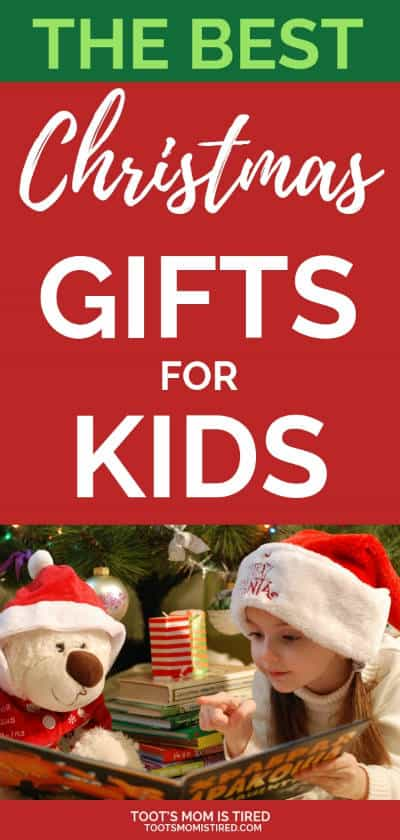 The Best Christmas Gift Ideas for Kids | Christmas gift ideas for toddlers preschoolers, gift guide roundup, the best toys for Christmas #christmas #christmas2018, #toys