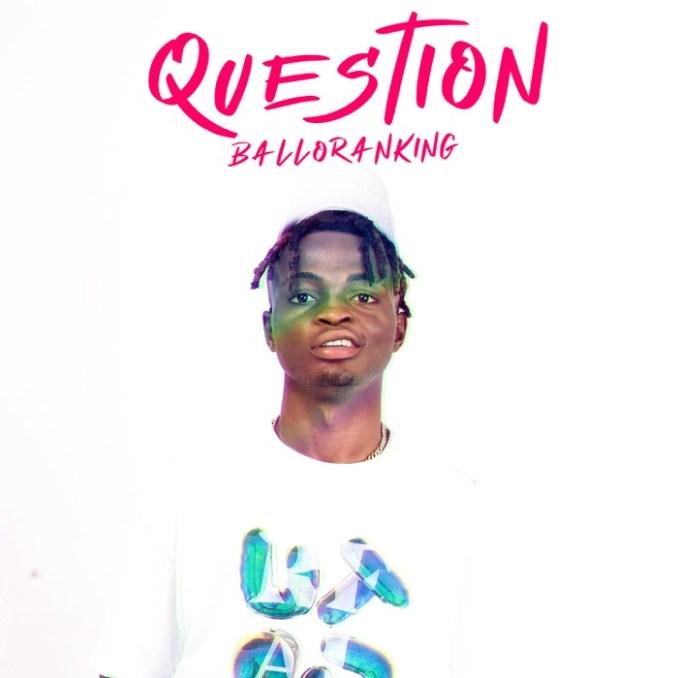 Balloranking – Question (Cover)