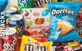Top 10 Snacks & Sweets