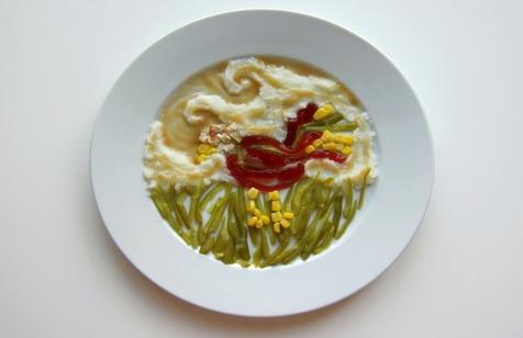 Top 10 Famous Artists Thanksgiving Dinner Art