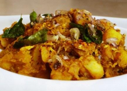 Tapioca Curry