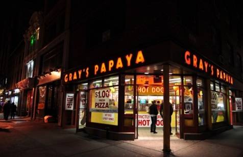 Top 10 Late Night Restaurants in NYC