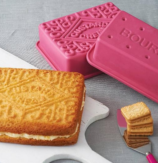 Giant Custard Cream Cake Mould
