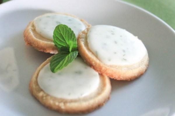 Mint Julep Cookies