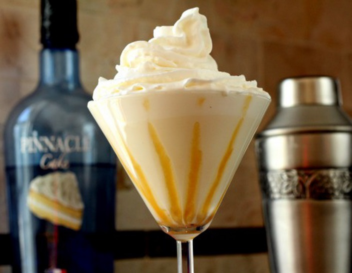 Tres Leches Caketini Cocktail